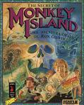 Carátula de The Secret of Monkey Island para PC